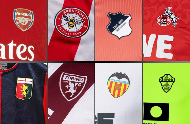 Arsenal Mark 20th Anniversary of Double Win, Plus Other European Club Soccer Kit Unveilings