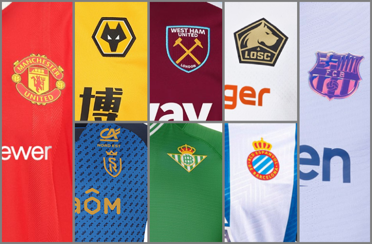 Man U's Nod to the '60s, Barça's Purple Patch, and Other Recent European Club Soccer Unveilings