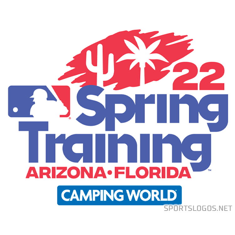 Baseball's 2022 Spring Training Logos Revealed