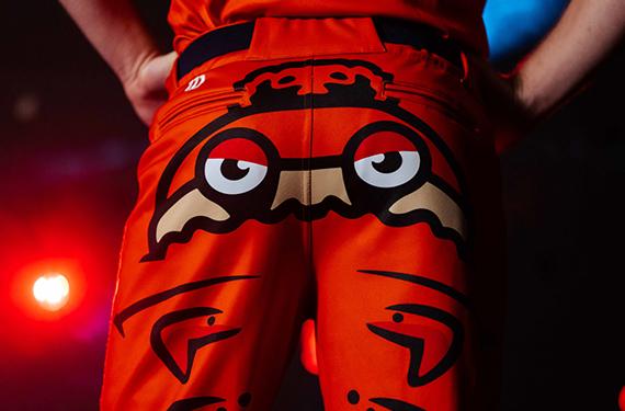 Pensacola Blue Wahoos unveil baseball's worst uniforms