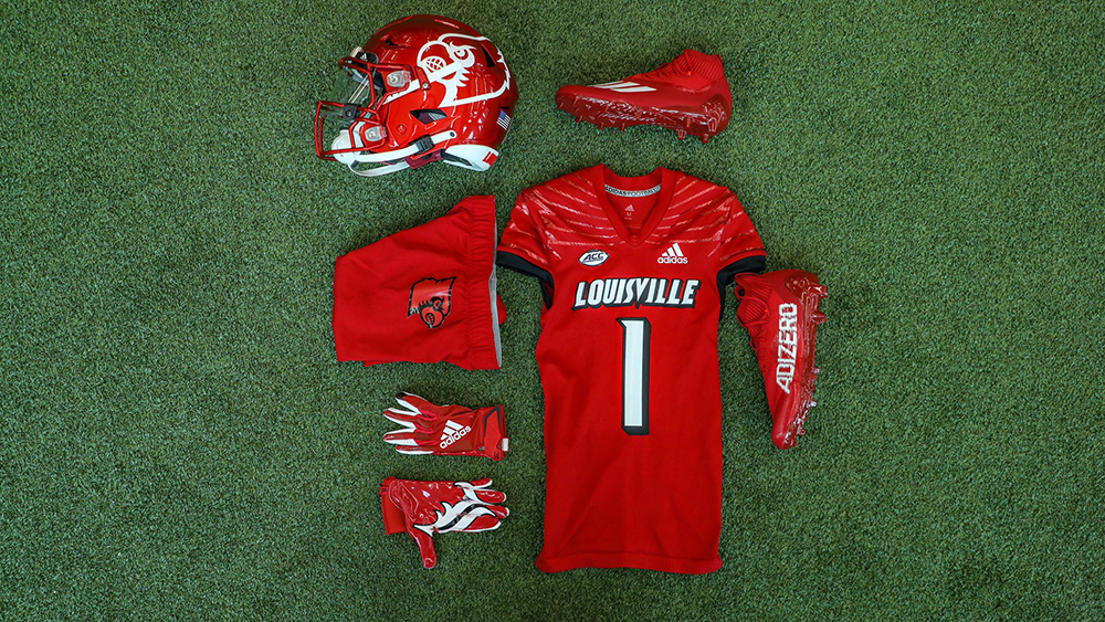 Louisville Cardinals Unveil New Uniforms Ahead Of Chick-fil-A Kickoff Game