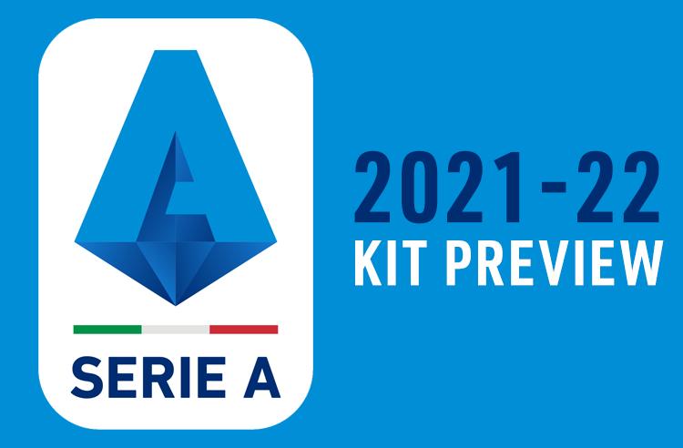 2021-22 European Club Kit Preview: Serie A (Italy)