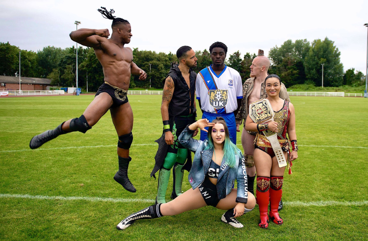 WWE to Sponsor Seventh-Tier English Side Enfield Town FC