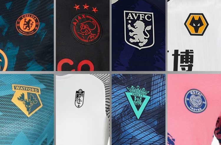 Ajax Pays Tribute to Bob Marley with Third Kit, Plus Other 2021-22 European Soccer Releases
