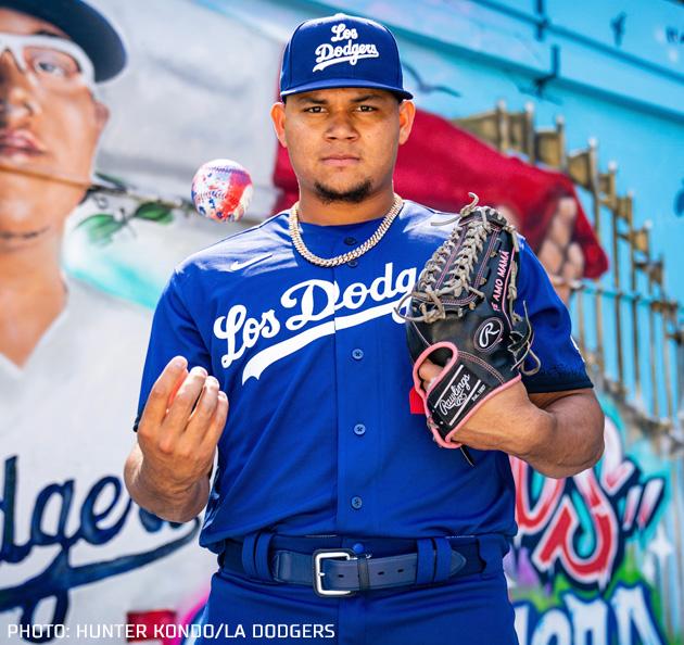 Los Dodgers! Los Angeles Unveils New, Truly Dodger Blue, City Connect Uniform