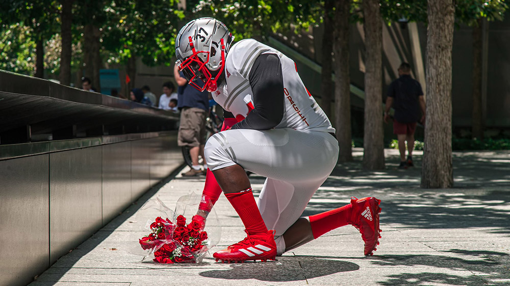 Rutgers To Honor 37 Alumni Who Died In Sept. 11 Terrorist Attacks With Alternate Uniforms