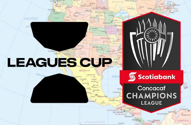 Revamped MLS-Liga MX Leagues Cup, Concacaf Champions League Retain Logos