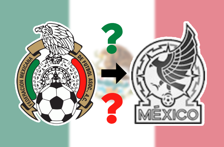 USPTO Filing Shows Possible New National Soccer Team Crest for Mexico