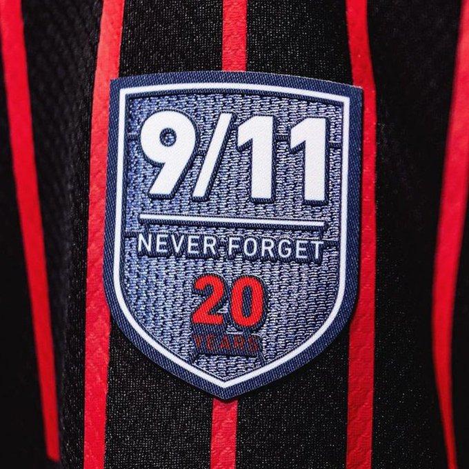 MLS Teams Commemorate 20th Anniversary of Sept. 11 Attacks