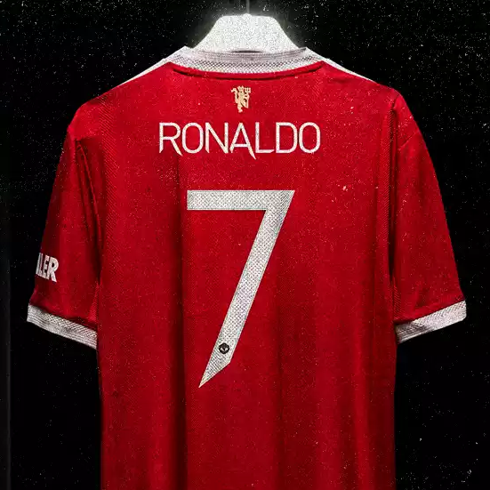Ronaldo to Wear Iconic No. 7 in Manchester United Return