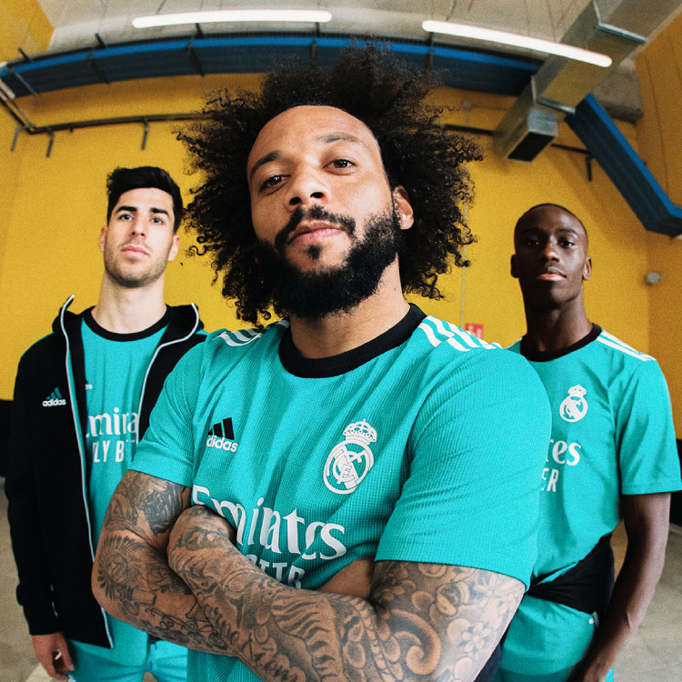 Back to Zero: Real Madrid 2021-22 Third Kit Honours Spanish Landmark