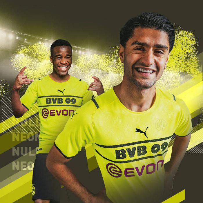 Borussia Dortmund Breaks Out Unconventional Puma Cup Kit with Little Fanfare