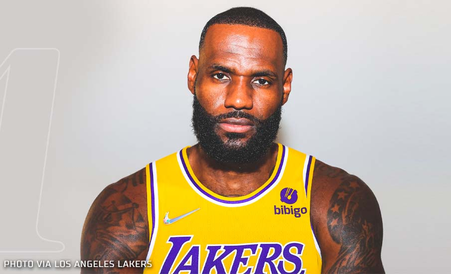 Lakers Strike New Jersey Ad Deal with Bibigo