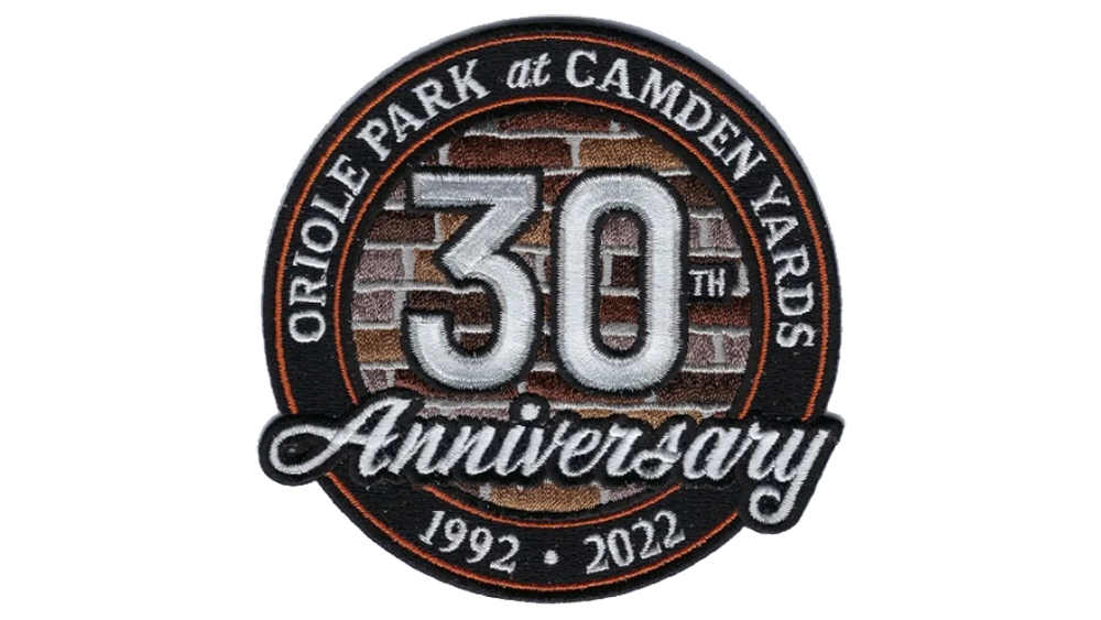 Baltimore Orioles To Wear Camden Yards 30th Anniversary Patch In 2022
