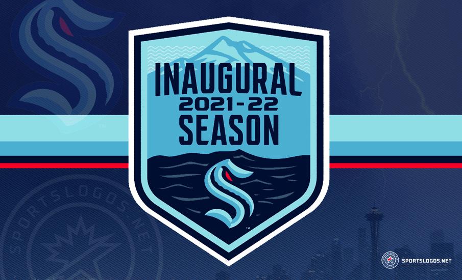 Seattle Kraken Reveal 2021-22 Inaugural Season Patch