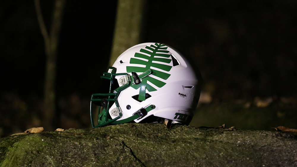 """Dartmouth To Wear """"Lone Pine"""" Helmets Against Columbia"""