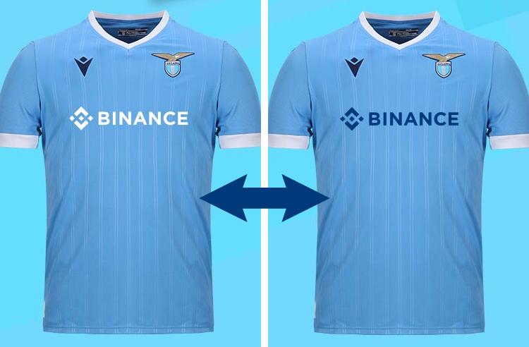 Lazio Lets Fans Choose Shirt Sponsor Colour Through Fan Token Vote