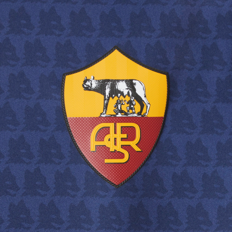 AS Roma Brings Back Classic Crest for 2021-22 Fourth Kit