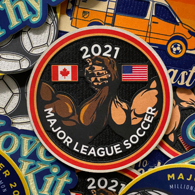 MLS Kicks Off 'Jersey Week' with Special Patches